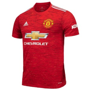 20-21 Manchester United Home