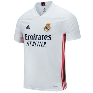 20-21 Real Madrid Home