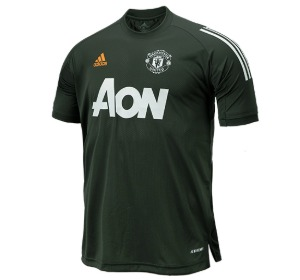 20-21 Manchester United Training Jersey