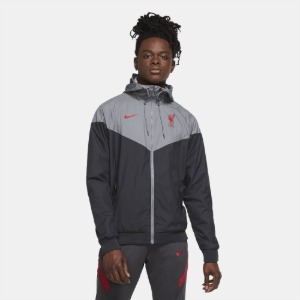 20-21 Liverpool Authentic WindRunner Woven Jacket