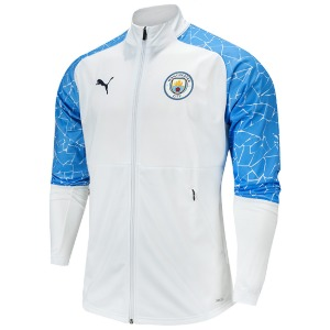 20-21 Manchester City Stadium Jacket
