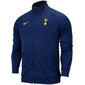 20-21 Tottenham Hotspur I96 Anthem Track Jacket - Binary Blue