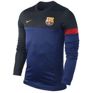12-13 Barcelona (FCB)  Training Top L/S