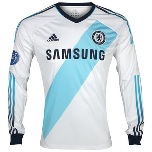 [Order]12-13 Chelsea UCL(Chmapions League) / Europa League Away L/S