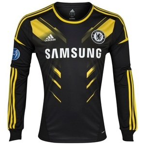 [Order]12-13 Chelsea UCL(Chmapions League) / Europa League 3rd L/S