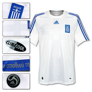 07-09 Greece Home + 7 SAMARAS (Size:M)