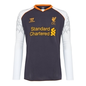 [Order] 12-13 Liverpool(LFC) EUROPA League Boys 3rd L/S - KIDS