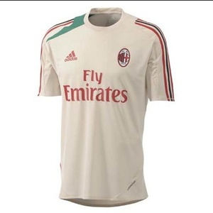 [Order] 12-13 AC Milan Training Jersey - Bone (FORMOTION)