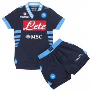 [Order] 12-13 Napoli Boys Away Mini KIT - KIDS