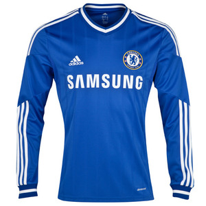 [Order]13-14 Chelsea(CFC) Home L/S