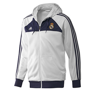 [Order] 12-13 Real Madrid Core Training Hoody Jacket