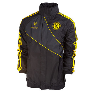 [Order] 12-13 Chelsea(CFC) Boys UCL(UEFA Champions League) All Weather Jacket - KIDS