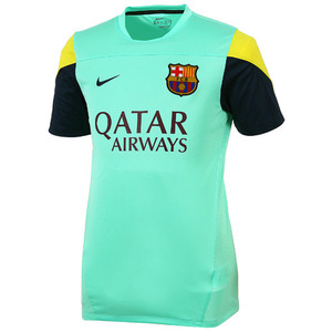 13-14 Barcelona Squard Training Top
