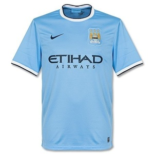 [Order] 13-14 Manchester City Home