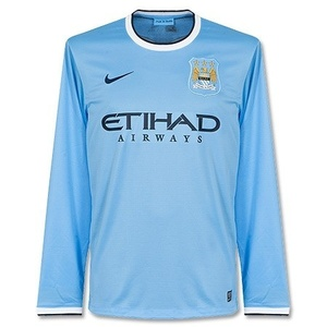 [Order] 13-14 Manchester City Home L/S