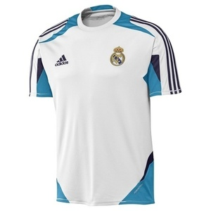 [Order] 12-13 Real Madrid Training Jersey