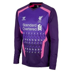 [Order] 13-14 Liverpool(LFC) Boys Away GK L/S - KIDS