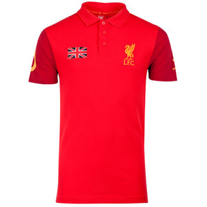 [Order] 13-14 Liverpool(LFC) Union Polo - Red