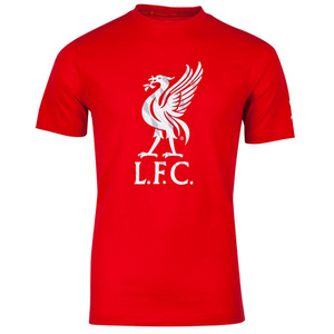 [Order] 13-14 Liverpool(LFC) Liver Bird T Shirt - High Risk Red