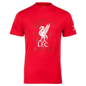 [Order] 13-14 Liverpool(LFC) Logo T-Shirt - High Risk Red