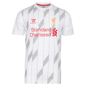 [Order] 13-14 Liverpool(LFC) Break Thru T-Shirt - White
