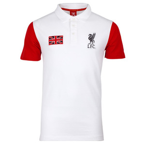 [Order] 13-14 Liverpool(LFC) Union Polo - White