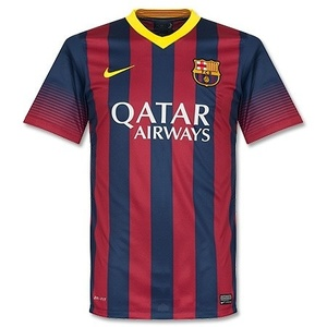 [Order] 13-14 FC Barcelona Authetic Home