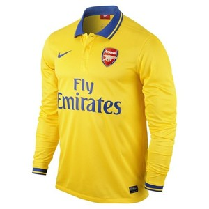 [해외][Order] 13-14 Arsenal Away L/S