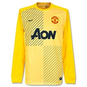 [해외][Order] 13-14 Manchester United Boys Away GK - KIDS
