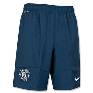 [Order] 13-14 Manchester United Boys Away Short - KIDS