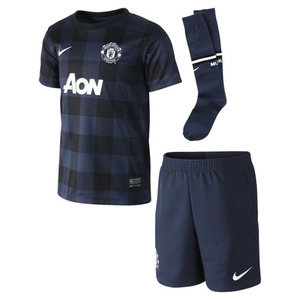 [Order] 13-14 Manchester United) Away Little Boys KIT