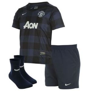 [Order] 13-14 Manchester United Away Infants KIT