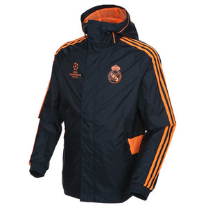 13-14 Real Madrid UCL(UEFA Champions League/EU) All-Weather Jacket