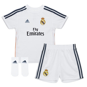 [Order] 13-14 Real Madrid Home Baby KIT - BABY