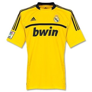 [Order]11-12 Real Madrid Home GK