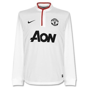 [해외][Order] 13-14 Manchester United UCL(UEFA Champios League) Away L/S