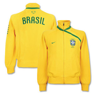 08-09 Brasil Anthem jacket(Yellow)