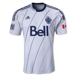 [Order] 2013 Vancouver Whitecaps Authentic Home - Authentic / 이영표 은퇴 저지