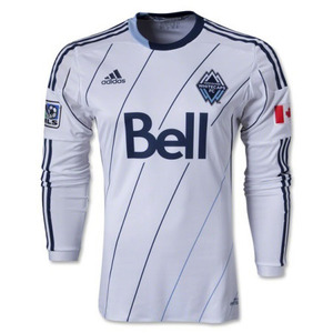 [Order] 2013 Vancouver Whitecaps Authentic Home L/S - Authentic / 이영표 은퇴 저지