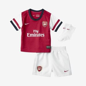 [해외][Order] 13-14 Arsenal Home Infants KIT