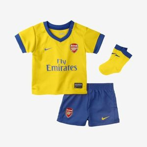 [해외][Order] 13-14 Arsenal Away Infants KIT