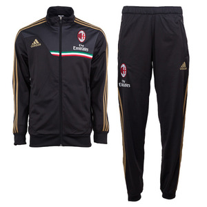[Order] 13-14 AC Milan Training Suit - Black