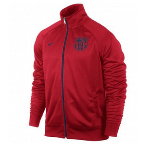 [Order] 13-14 Barcelona(FCB) Core Trainer jacket - Red