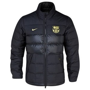 [Order] 13-14 Barcelona(FCB) Alliance 550 Jacket - Black/Vibrant Yellow Black
