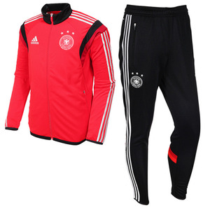 13-14 Germany (DFB) Training Suit - Red