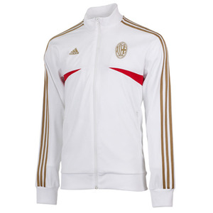 [Order] 13-14 AC Milan Core Track Top - White