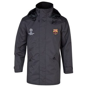 [Order] 13-14 Barcelona(FCB) UCL(UEFA Champions League) Heavy Jacket - Charcoal