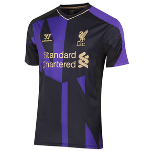 [해외][Order] 13-14 Liverpool(LFC) Third Training Jersey (Black)