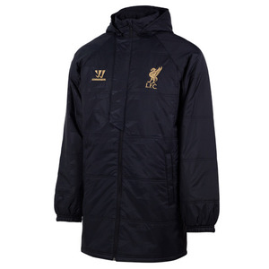 [해외][Order] 13-14 Liverpool(LFC) Stadium Jacket - Black