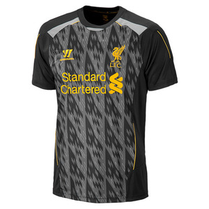 [해외][Order] 13-14 Liverpool(LFC) Infants Training Jersey (Black) - KIDS